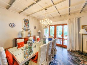 Villa Donatello : Sala da pranzo