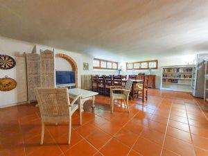 Villa Donatello : Salone