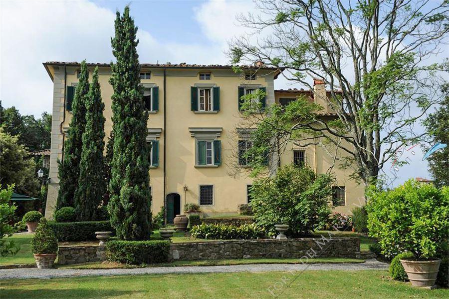 Villa Astri Vista Mare - Detached villa Camaiore