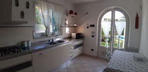 Villa Simpatica  : Kitchen