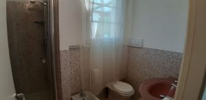 Villa Simpatica  : Ванная комната с душем