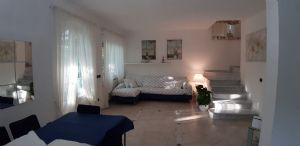 Villa Simpatica  : Salotto