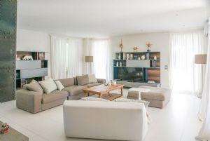 Villa Brenda : Salotto