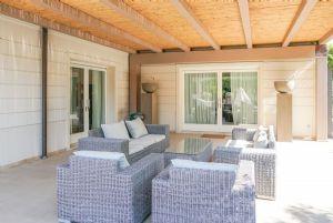 Villa Brenda : Veranda