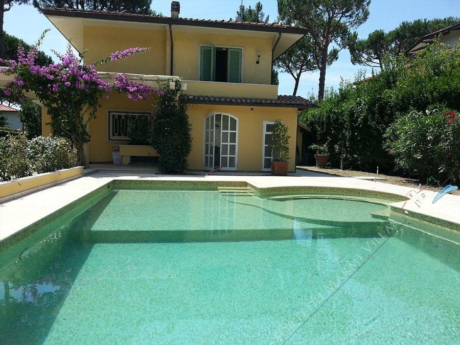 Villa  Amarcord : Vista esterna