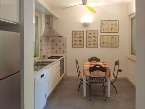 Villa Liana : Kitchen