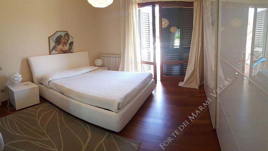 Villa  Pieraccioni  : Camera matrimoniale