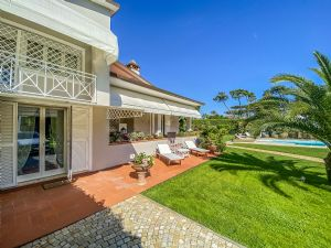 Villa Mareggiata  : Vista esterna
