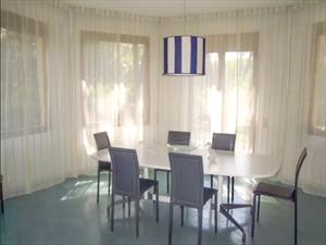 Villa Roccamare : Столовая