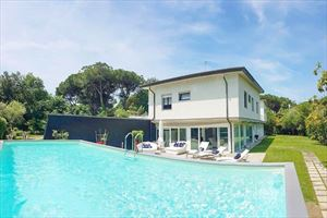 Villa Ronchi Beach : Отдельная вилла Марина ди Масса