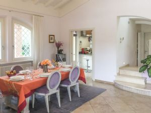 Villa Italia : Sala da pranzo