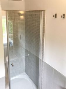Villa Italia : Bathroom with shower