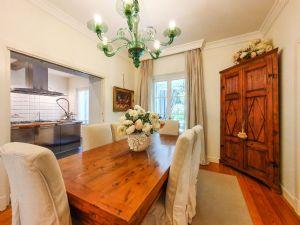 Villa Susanna : Sala da pranzo