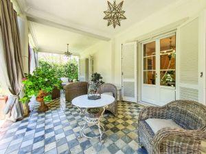 Villa Susanna : Veranda
