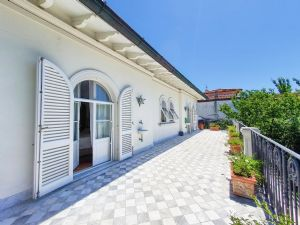 Villa Susanna : Terrazza panoramica