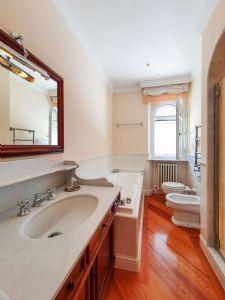 Villa Susanna : Bagno con doccia