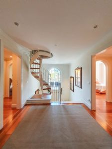 Villa Susanna : Vista interna