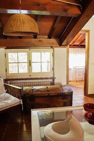 Villa Capannina   : Inside view