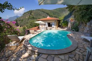 Villa Charme Toscana  : detached villa to rent  Camaiore