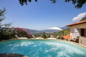Villa Charme Toscana  : Swimming pool
