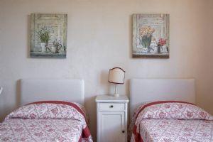 Villa Charme Toscana vista mare  : Camera doppia