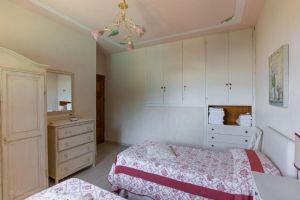 Villa Charme Toscana vista mare  : Double room