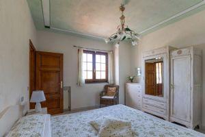 Villa Charme Toscana  : Camera matrimoniale