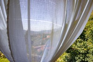 Villa Charme Toscana vista mare  : Веранда