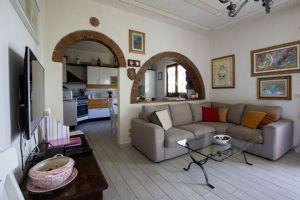 Villa Charme Toscana vista mare  : Salone