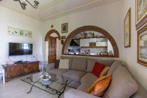 Villa Charme Toscana vista mare  : Salotto