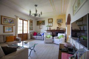 Villa Charme Toscana  : Salotto