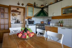 Villa Charme Toscana  : Sala da pranzo