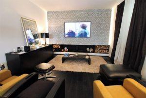 Villa Eden : Inside view
