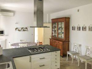 Villa  Mazzini  : Cucina