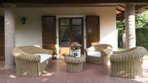Villa Goya : Veranda