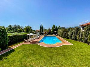 Villa Benigni  : Вид снаружи