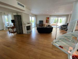Villa  Brosio  : Гостиная