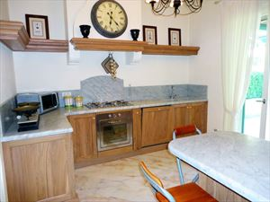 Villa Magnifica : Kitchen
