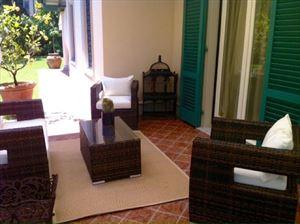 Villa Magnifica : Lounge