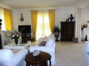 Villa Magnifica : Salotto