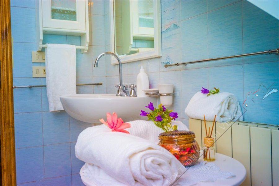 Villa Charme Toscana  : Bagno con doccia