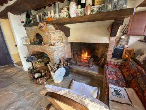 Villa  Fantastica  : Fireplace
