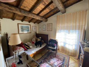 Villa  Fantastica  : спальня с односпальной кроватью