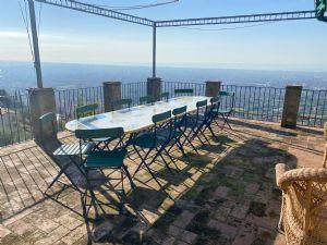 Villa  Fantastica  : Терраса