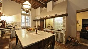 Villa Degli Aranci Lucca : Интерьер