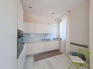 Appartamento Elite Luxe : Kitchen
