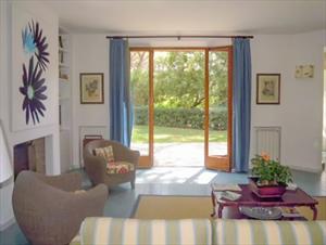 Villa Roccamare : Гостиная
