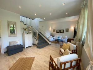 Villa Sting  : Salone