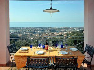 Rustico Pietrasanta    : Terrace