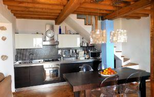 Rustico Pietrasanta    : Kitchen